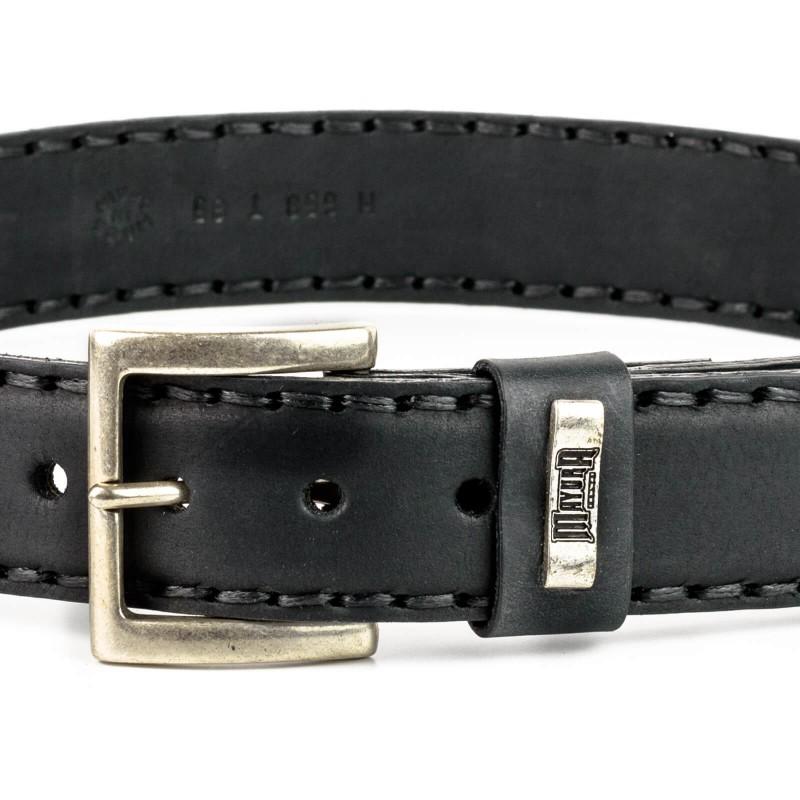 Belt in Vacuno Black