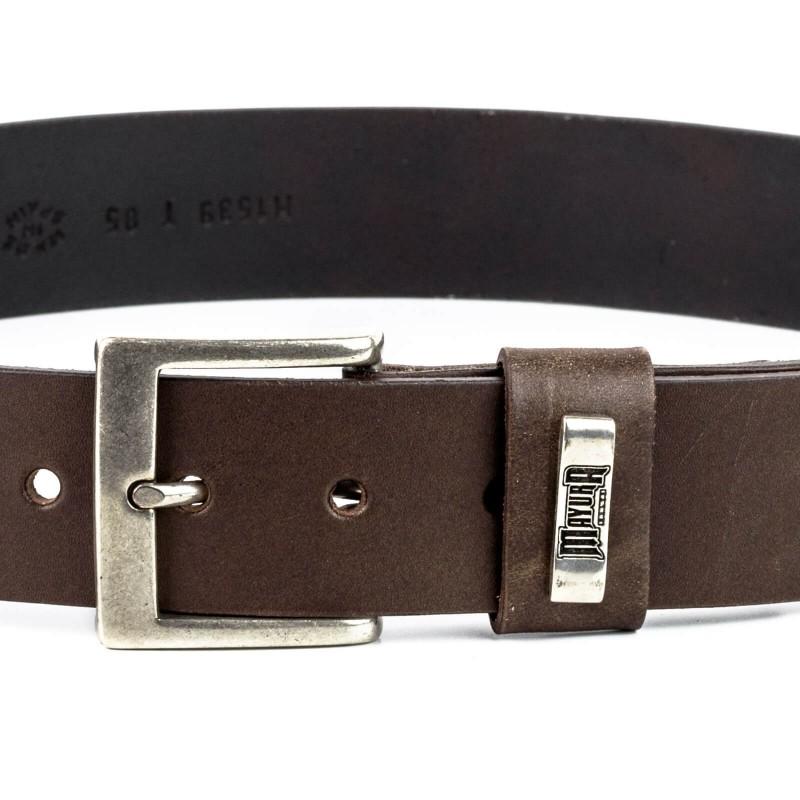 Belt in Box Marron