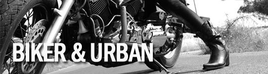 Biker & Urban Boots