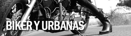 Botas de Motorista y Urbanas