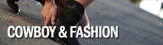 Botas de Cowboy & Fashion