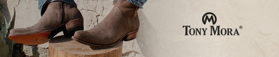 Tony Mora Boots