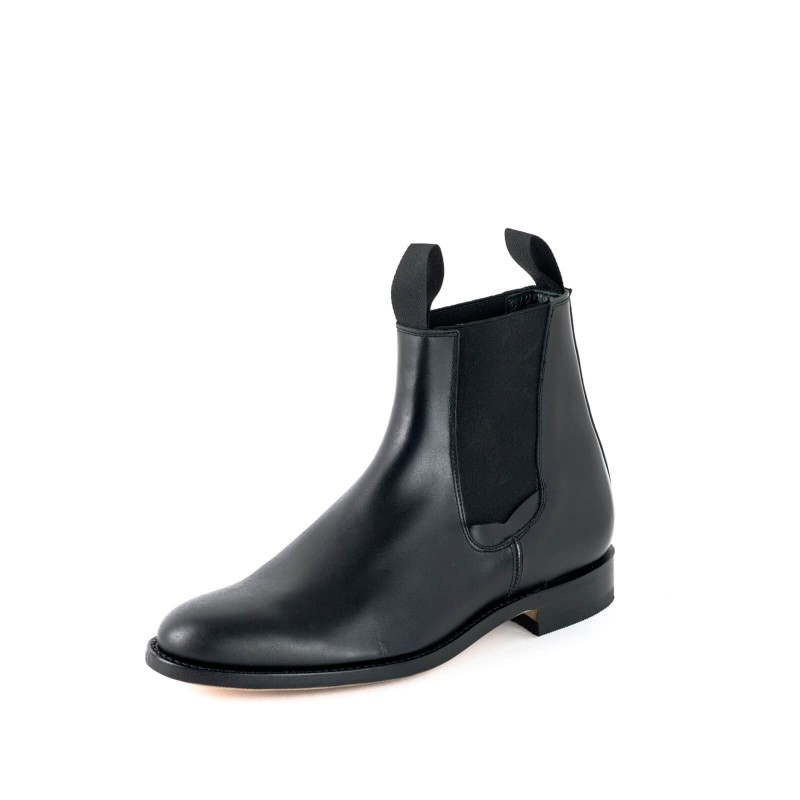 El Estribo boots Model 1691-1 in Box Negro