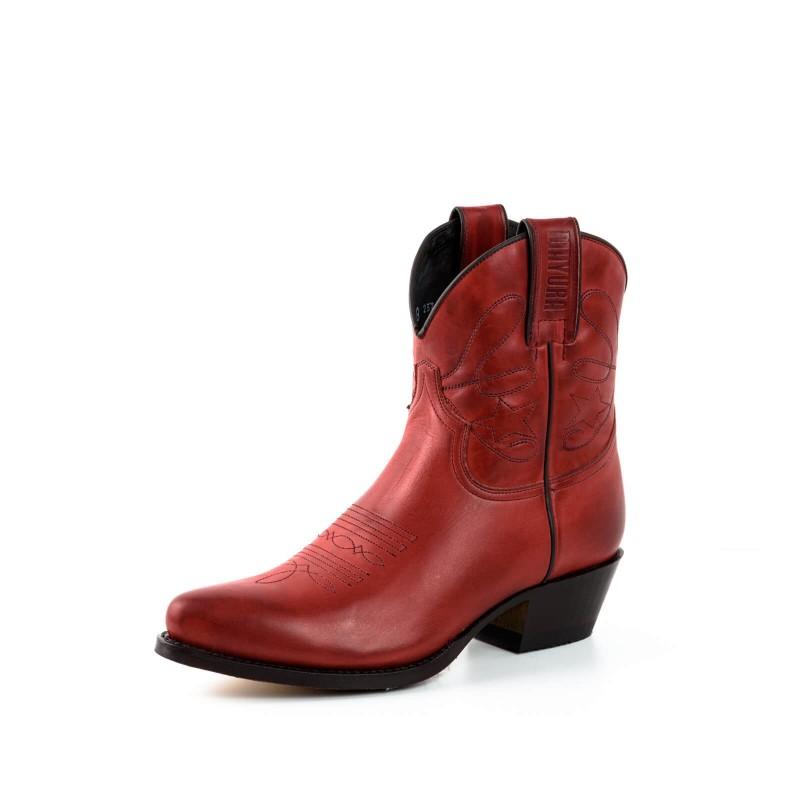Mayura boots Model 2374 Stbu Rojo