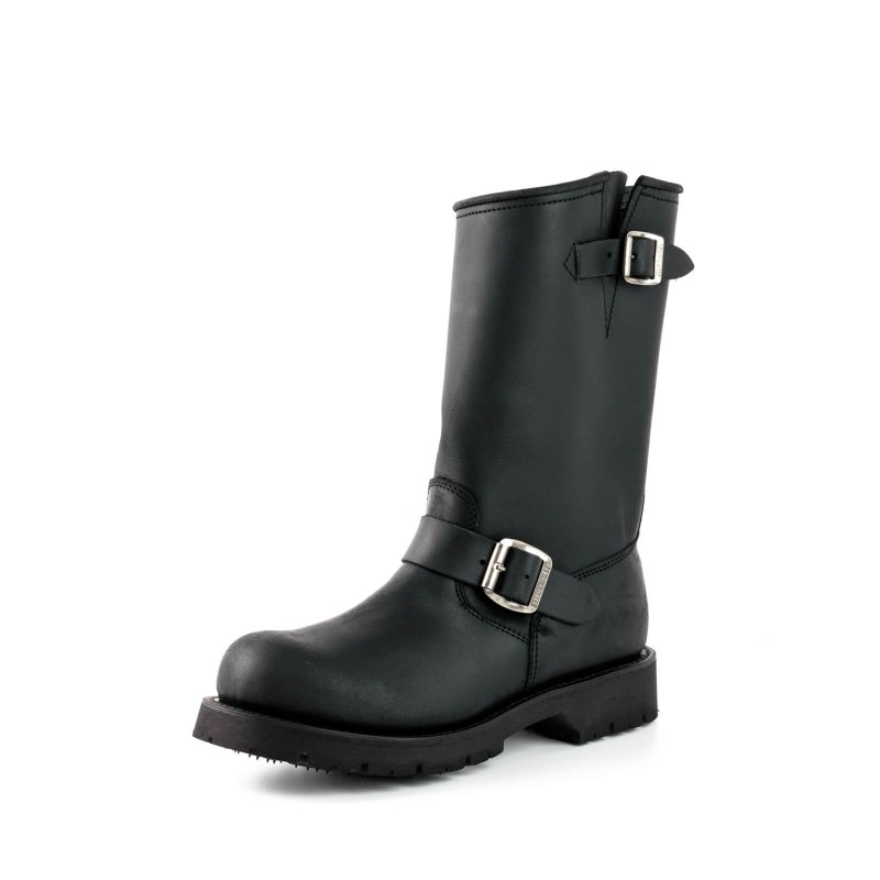 Mayura biker boots Model 1580-5 in Crazy Old Negro
