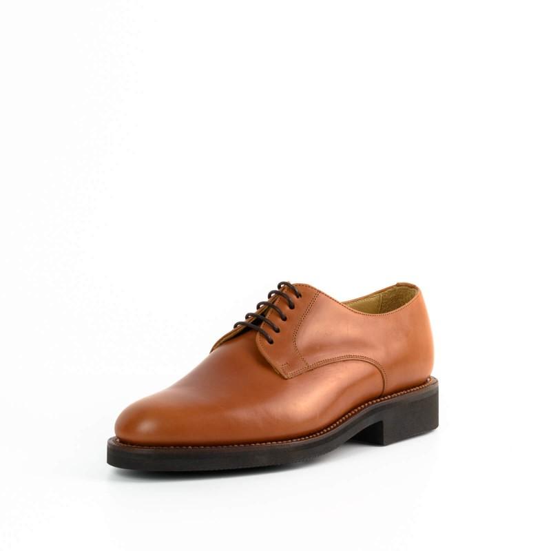 Shoe 3000-2 Vaqueta Bronce