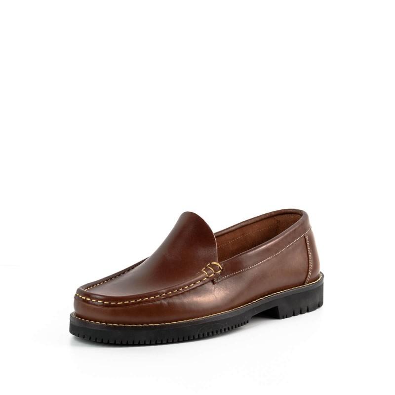 Zapato 502 Coriun Bronce