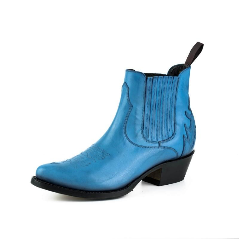 Mayura Boots Marilyn 2487 Blau 3