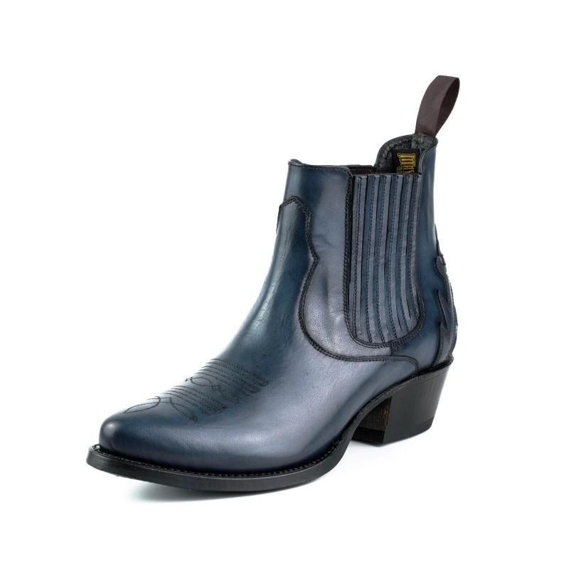Mayura Boots Marilyn 2487 Blau 85