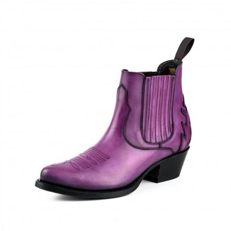 Mayura Boots Marilyn 2487 Morado