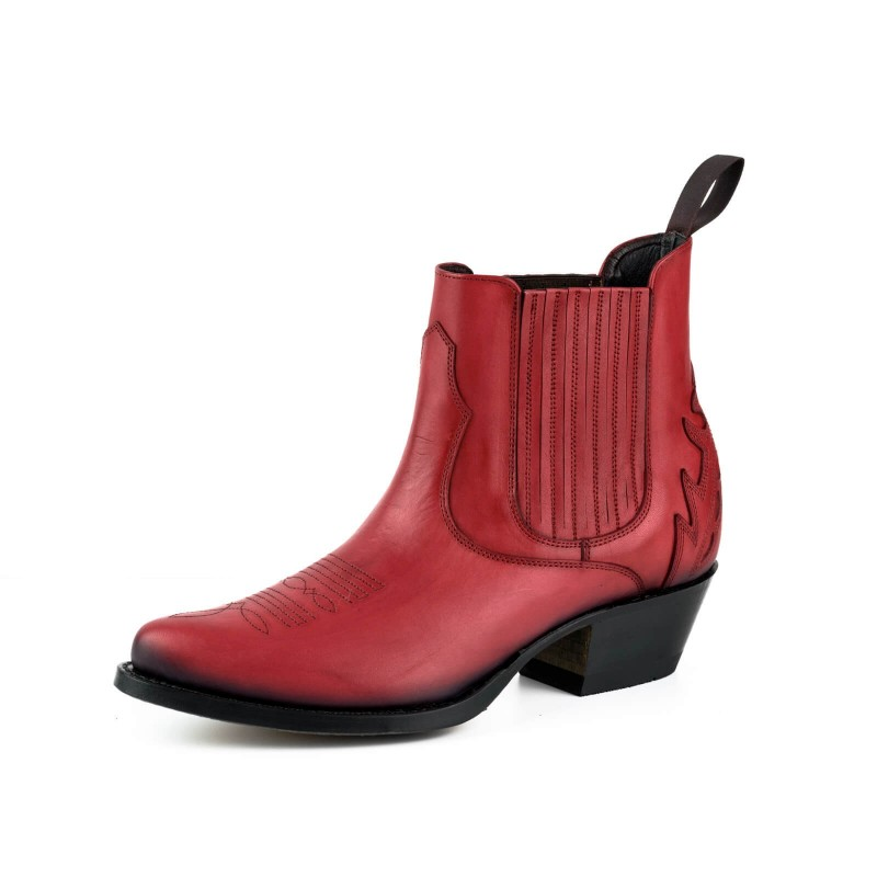Mayura Boots Marilyn 2487 Red 15-18C