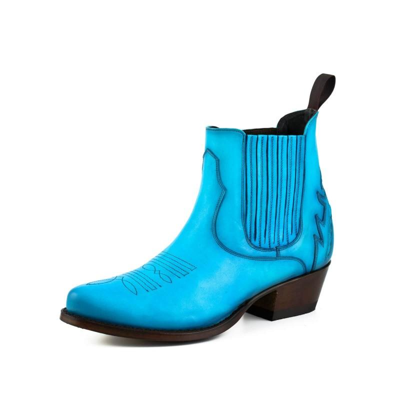 Mayura Boots Marilyn 2487 Turquesa