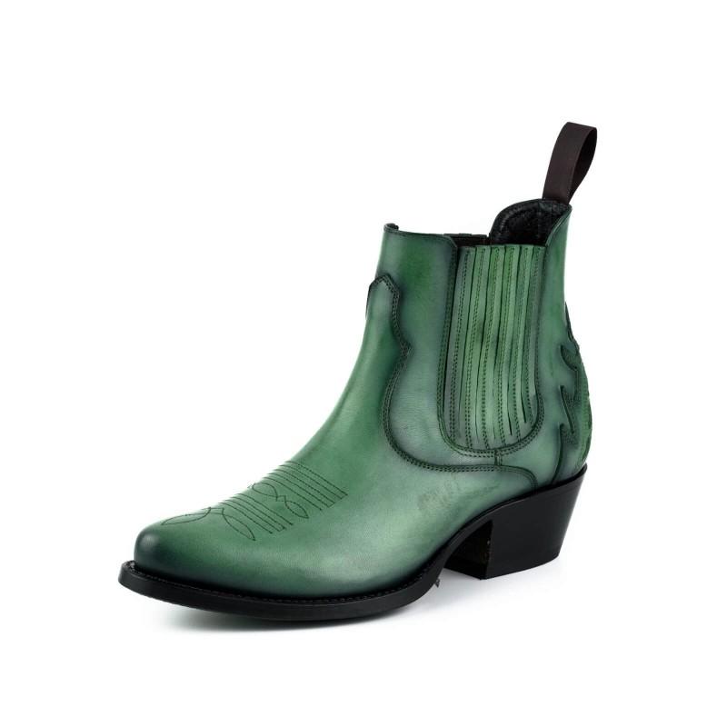 Mayura Boots Marilyn 2487 Grün