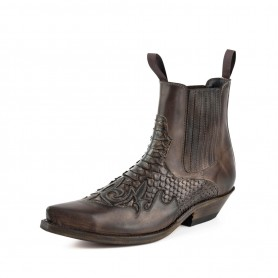 Model ROCK 2500 Marron Python