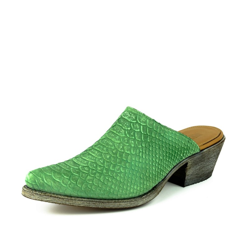 Mayura Zueco 2491 Green Lavado