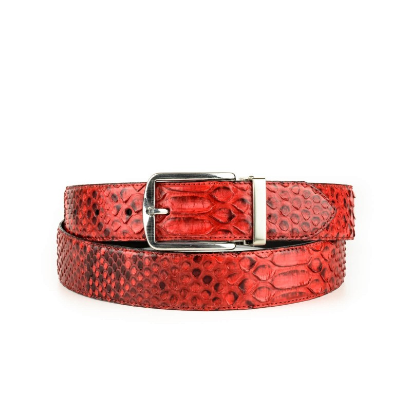 Belt 810/35 Python in RED
