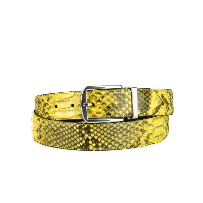Belt 810/35 Python in YELLOW