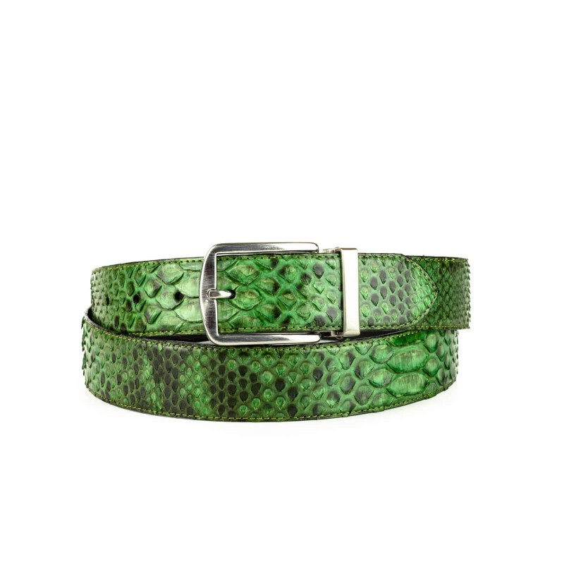 Belt 810/35 Python in GREEN