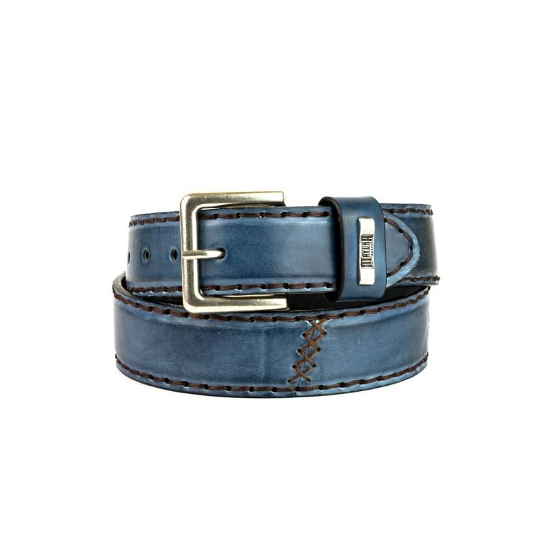 Cinturón M-925 Azul Jeans
