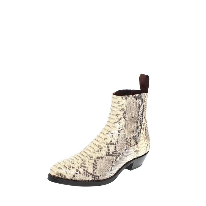 Tony Mora boots 621 Pyton Adria Exotic