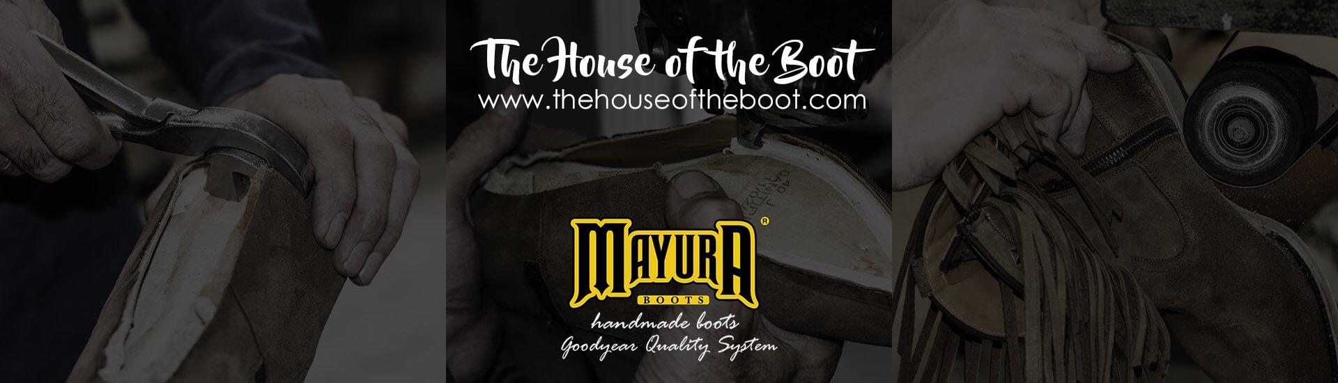 Más de 50 años fabricando botas de cuero hechas a mano y usando el sistema Goodyear.