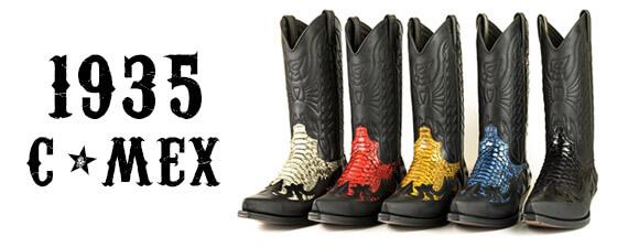 Mayura Boots 1935-C-MEX