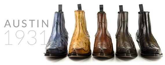 Mayura Boots Austin 1931