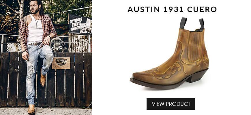Austin 1931 cuero